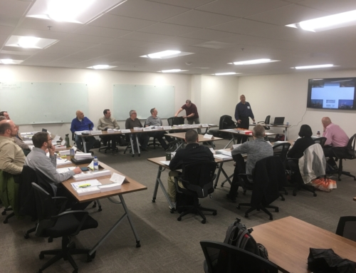 HMS Hosts PHMSA/DOT Awareness Training